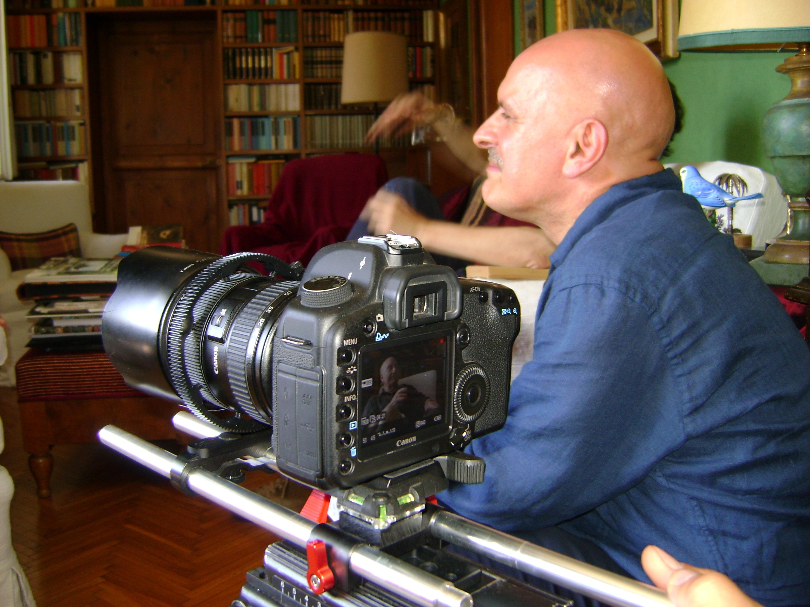 Maurizio fiume – filmmaker | regista sceneggiatore produttore